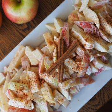 Easy as Apple Pie Salad