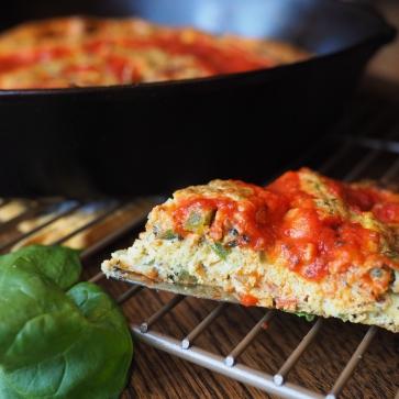 Pizza Fritatta